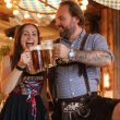 Oktoberfest is returning to Albert's Schloss with flowing beer and a famous Manc, The Manc