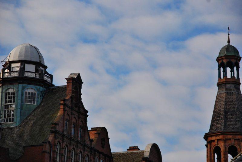 The hidden Manchester star gazing observatory with a papier-mache roof, The Manc