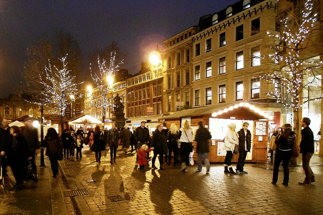 Manchester Christmas Markets officially confirmed to return this year, The Manc