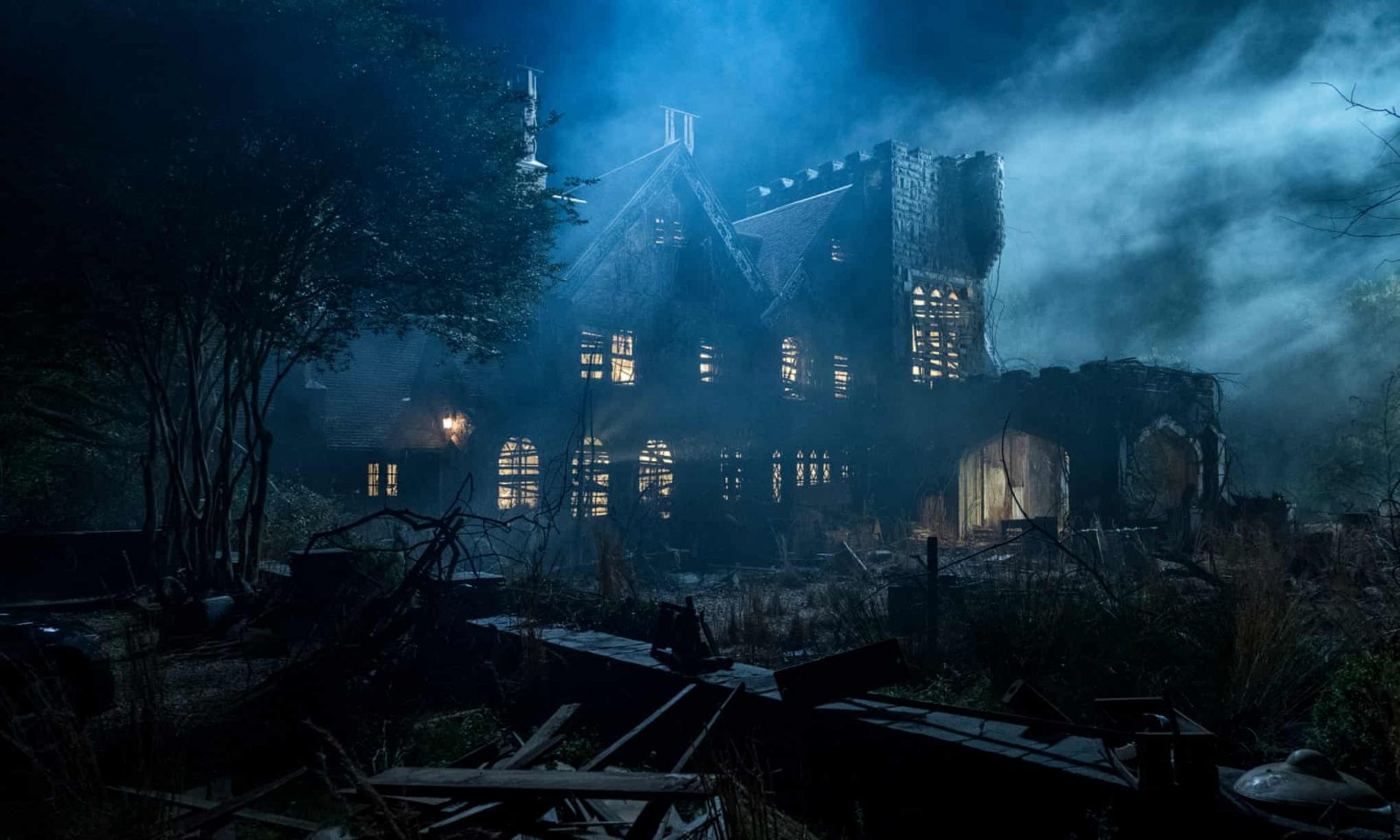 A spine-tingling 'Horrors of Hillhouse' experience is coming to Manchester, The Manc