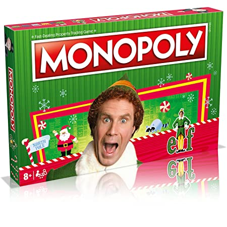 You can now buy an Elf Monopoly for your festive game nights, The Manc