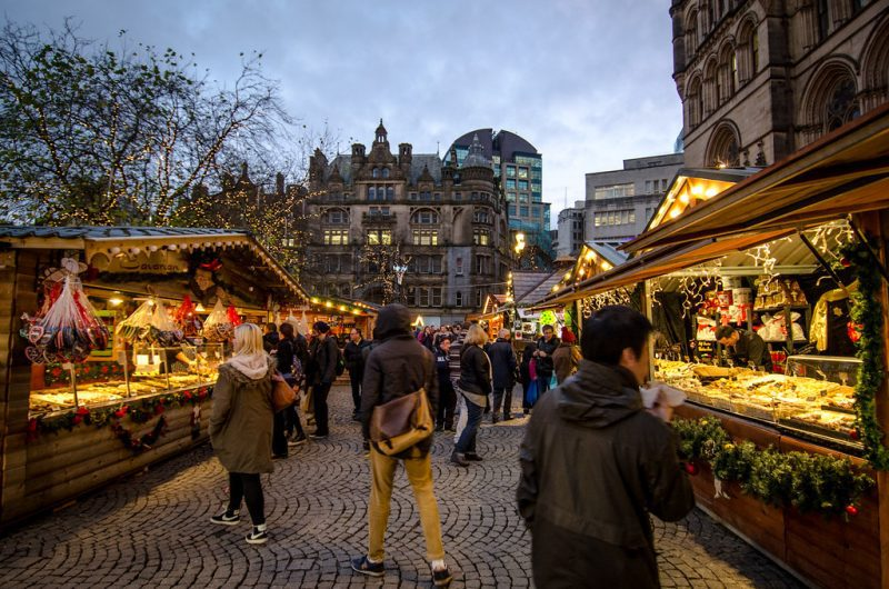 Councillor Pat Karney dishes more on how Manchester Christmas Markets will safely go ahead this year, The Manc