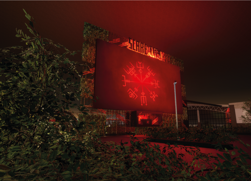 Immersive drive-in cinema ScareCity returns to Manchester next month, The Manc