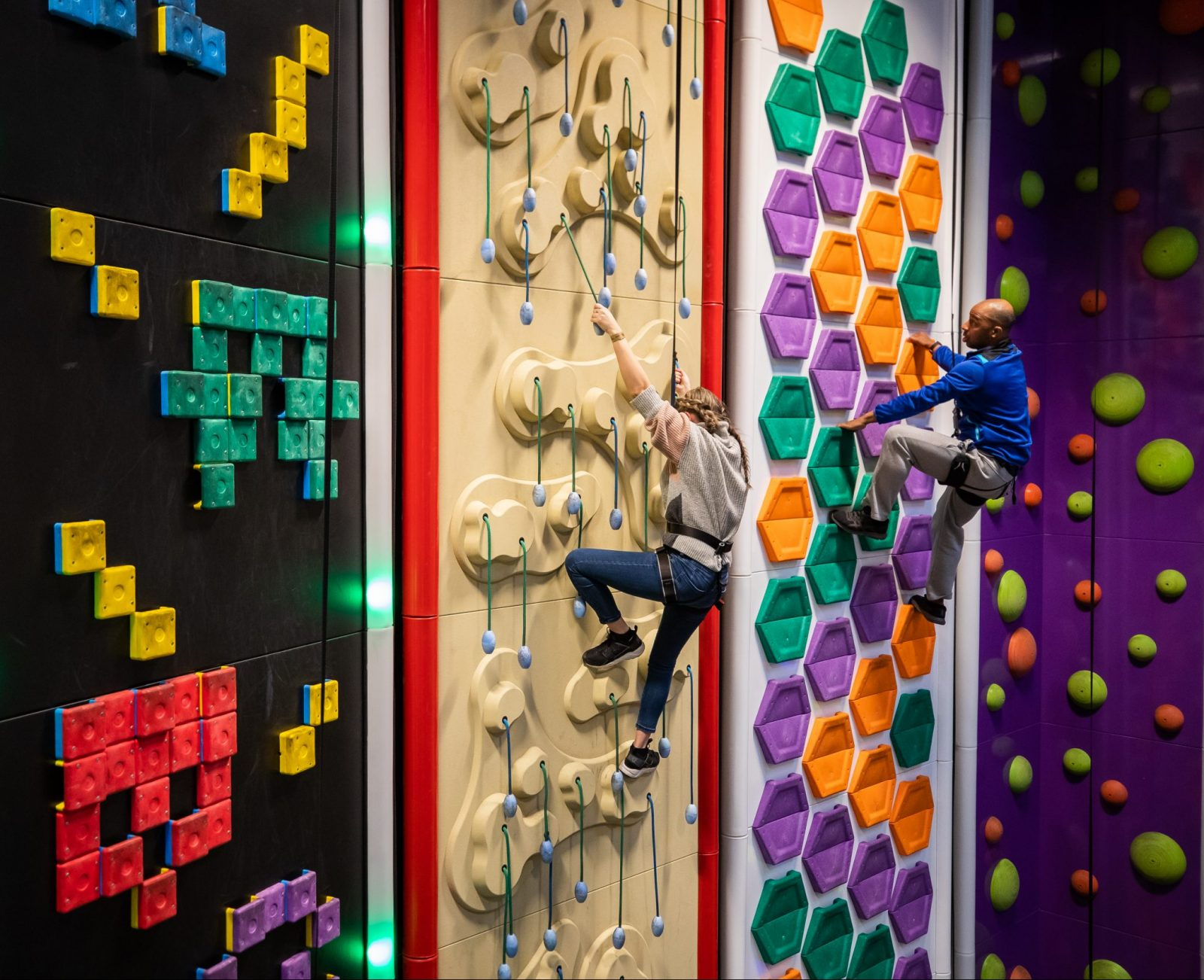 Summit Up: The new purpose-built climbing centre opening in Oldham next week, The Manc