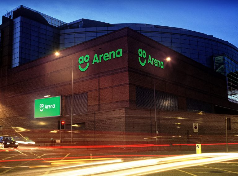 AO Arena is back this weekend after 78 weeks without concerts as Blossoms take to the stage, The Manc