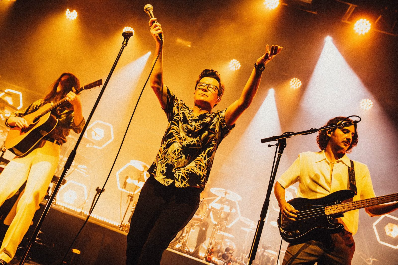 Blossoms and Rick Astley to play two gigs performing only The Smiths songs, The Manc