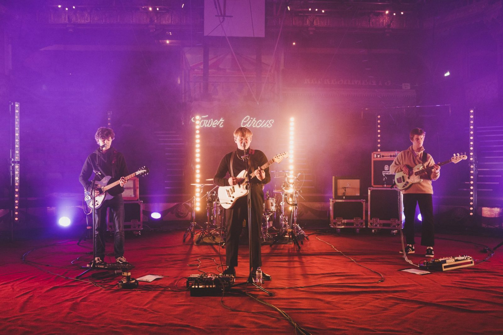 Tickets for The Lathums' Blackpool show are on sale today, The Manc