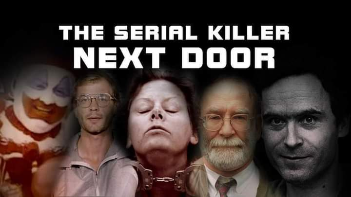 The hugely-popular 'Serial Killer Next Door' talk is back in Manchester this Halloween, The Manc