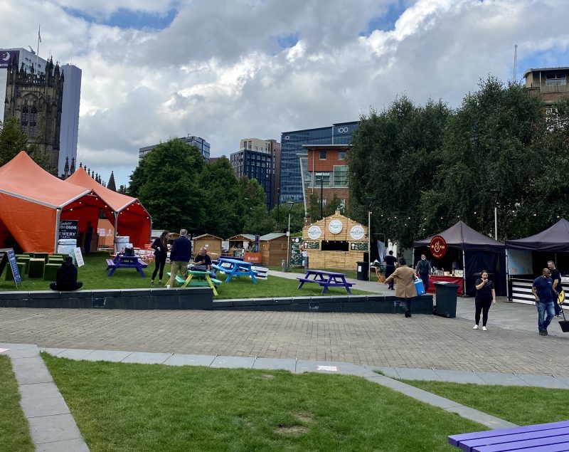 Manchester Food and Drink Festival is back for 2021 – everything you need to know, The Manc