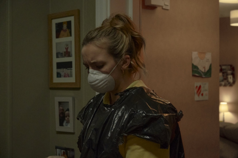 Jodie Comer's heartbreak at Greater Manchester nursing home stories as she prepares for role as carer, The Manc