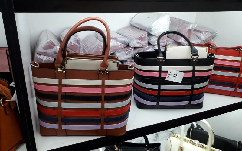 Hundreds of fake Chanel and Louis Vuitton bags seized during raid in Manchester, The Manc