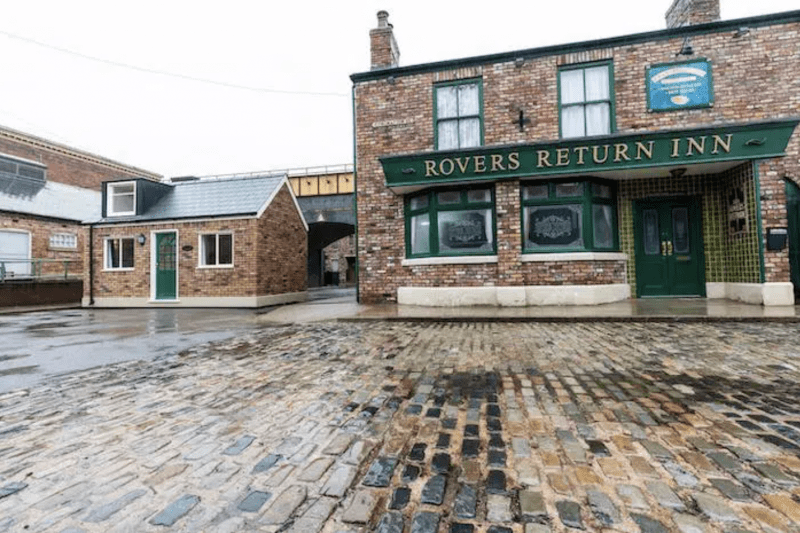 You and a guest can now stay on the set of Coronation Street, The Manc
