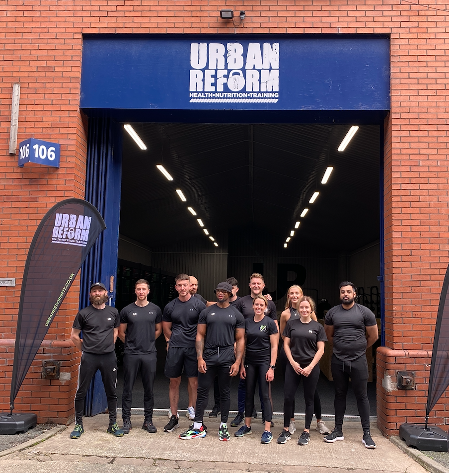 Urban Reform: The new strength facility doubling up as a wellbeing service to transform lives in Manchester, The Manc
