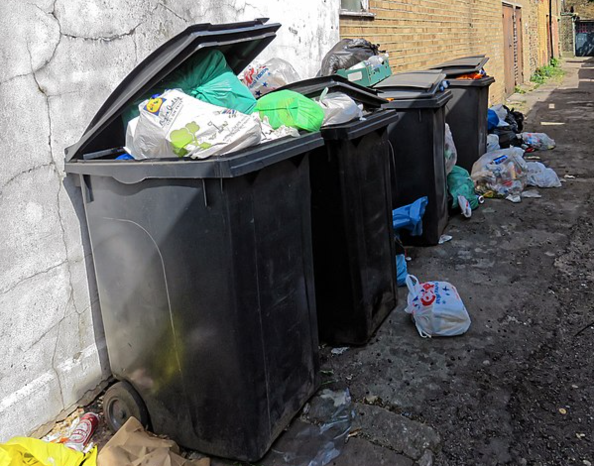 Driver shortages could see bin collections in North West cancelled 'beyond December', The Manc
