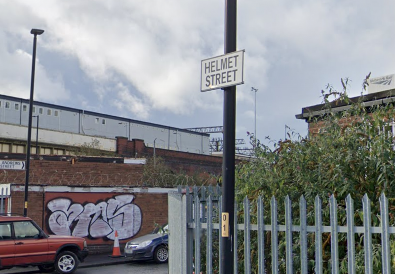 The rudest road names in Greater Manchester, The Manc