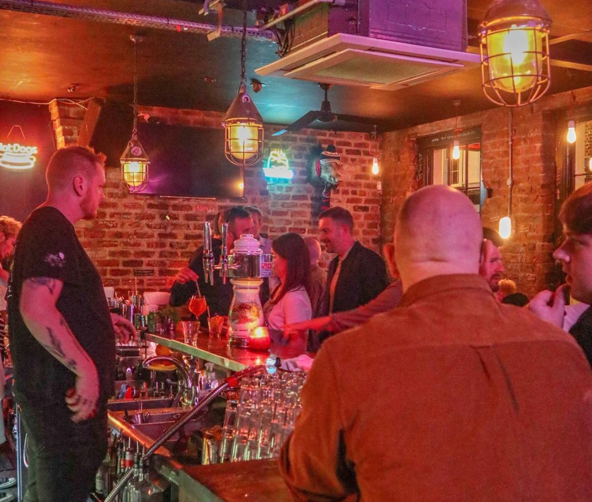 Salt Dog Slims is bringing 'steins, brines and good times' to Manchester, The Manc