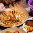 Tampopo's new Pan Asian bottomless brunch with Full Moon party buckets, noodles and katsu, The Manc