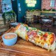 NEW MANC EATS: feat. candy floss ice cream rolls and garlic bread burritos, The Manc