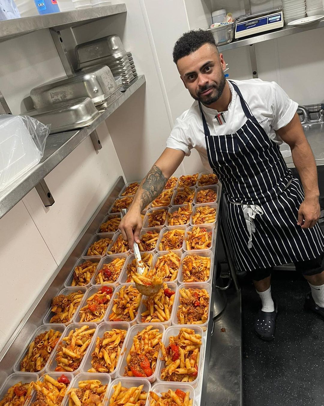 The chef feeding Manchester's most vulnerable families   Mary-Ellen McTague – Manc of the Month September 2021, The Manc