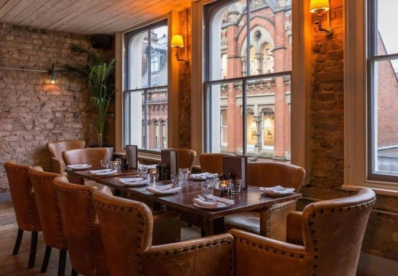 Top Manchester restaurants raffle off tables to help feed local people in need, The Manc