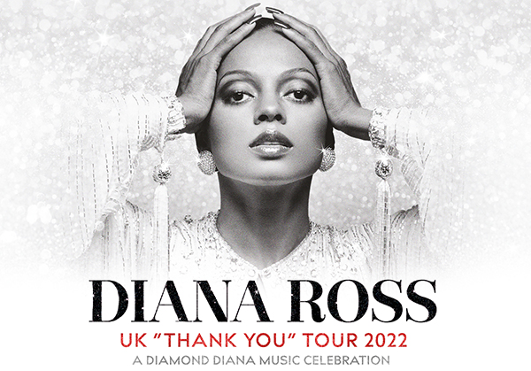 Diana Ross is stopping off in Manchester a for show at the AO Arena in 2022, The Manc