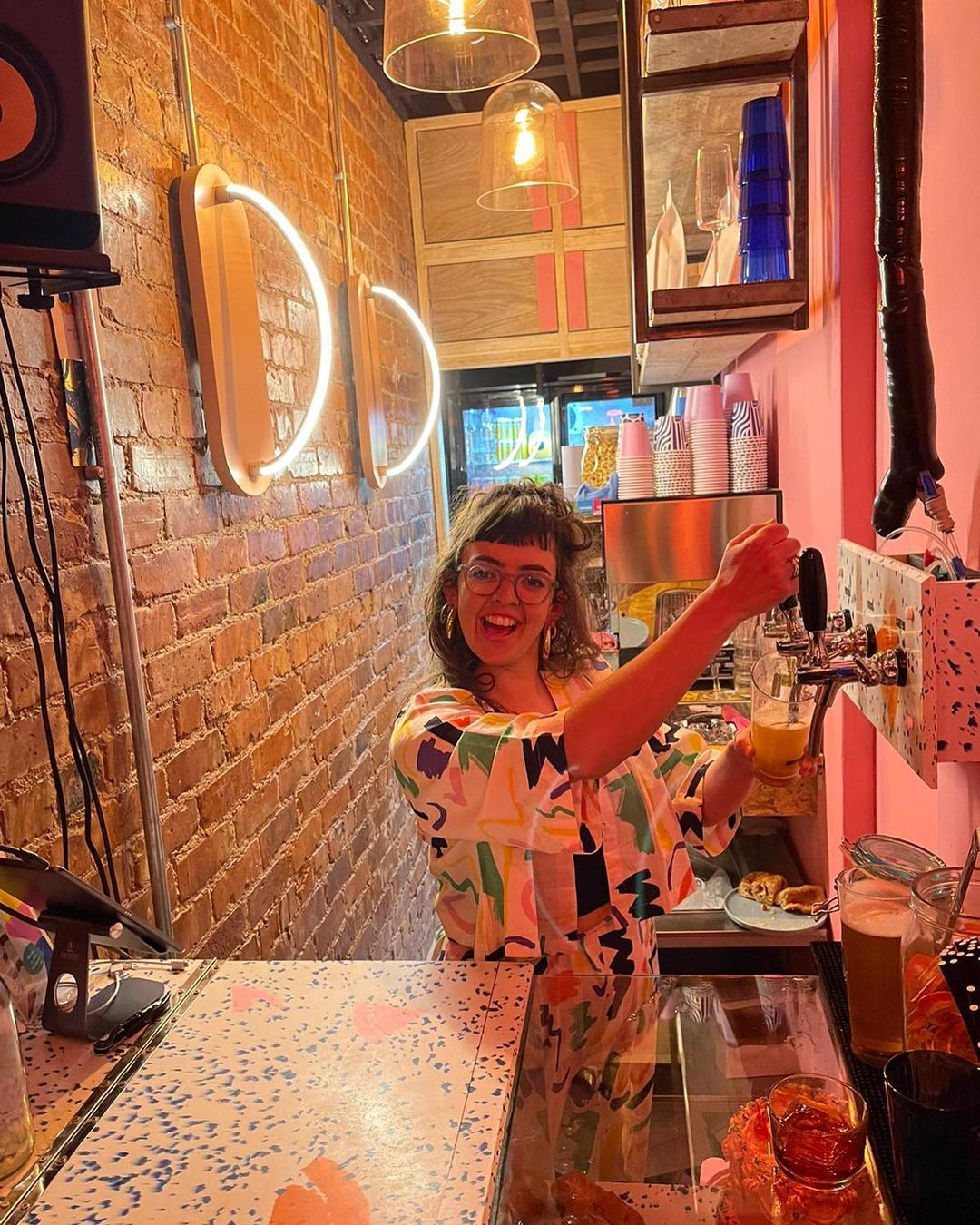The tiny Manchester bar   housed inside a West Didsbury cupboard, The Manc
