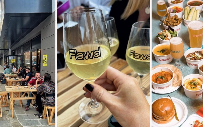 NEW MANC EATS feat. waterside wine bar Flawd and the return of MFDF, The Manc