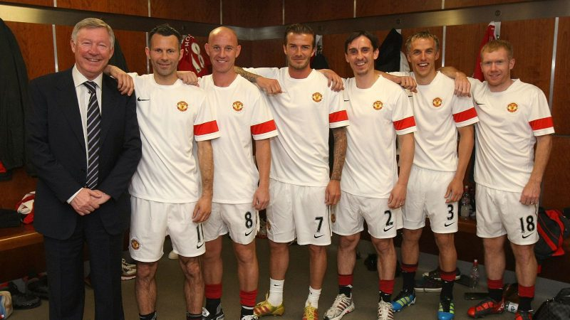 How the Class of 92's new mental health programme is helping Greater Manchester's most vulnerable, The Manc