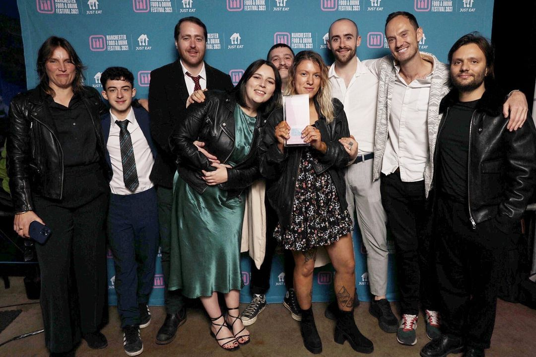 The Manchester Food and Drink Festival 2021 award winners, The Manc
