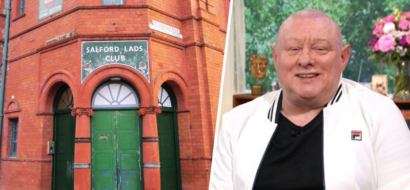 An evening with Shaun Ryder is coming to Salford Lads Club, The Manc