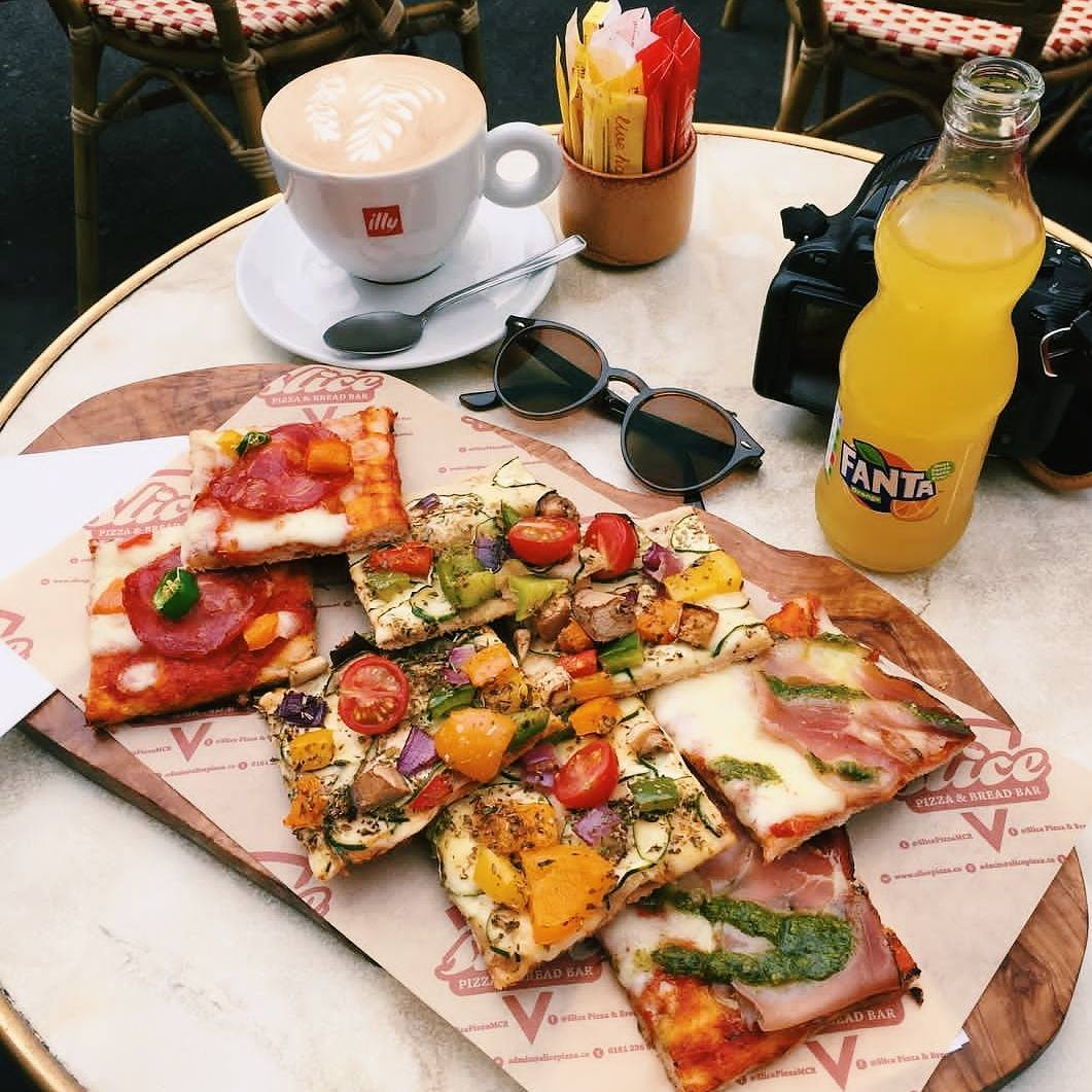 NEW MANC EATS featuring a new hotpot restaurant and the return of legendary 'nonna' pizzeria Slice, The Manc