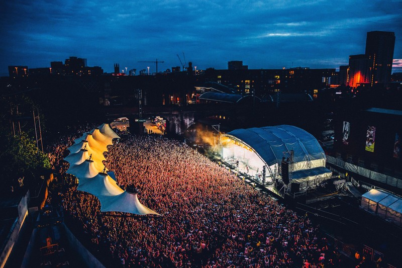 Sounds of the City returns to Manchester this month, The Manc