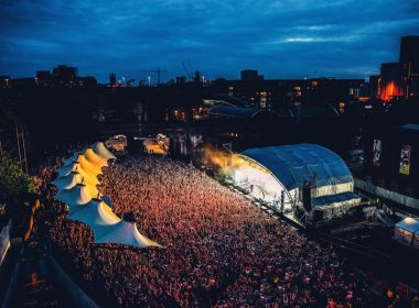 What's coming up at Castlefield Bowl this month, The Manc