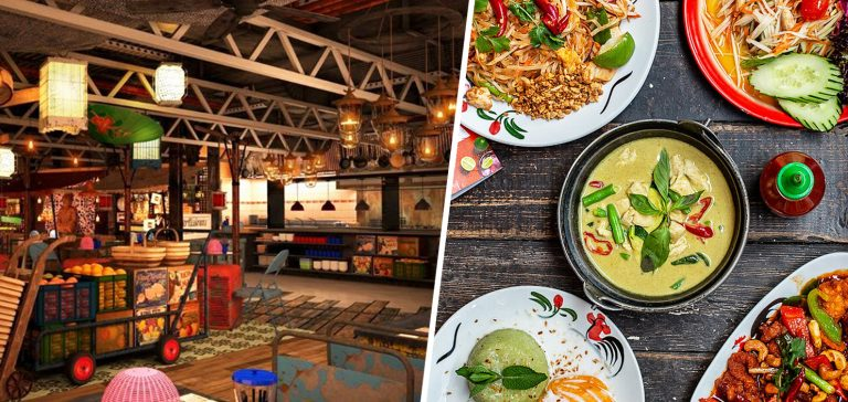 There's a new Thaikhun street food buffet restaurant  at The Trafford Centre, The Manc