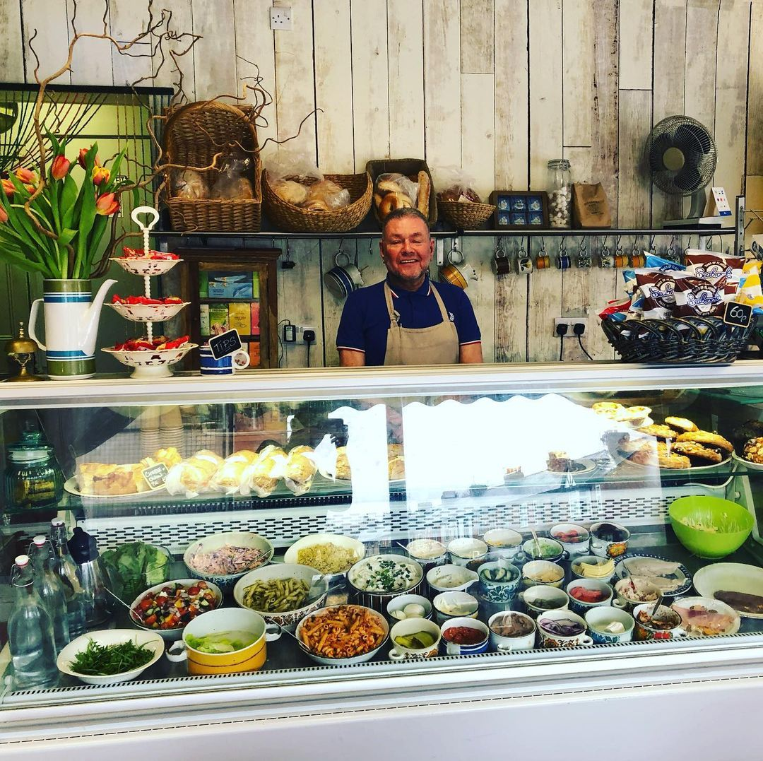 Chorlton's Phoenix Deli was destroyed in a fire – now locals are helping to rebuild it, The Manc