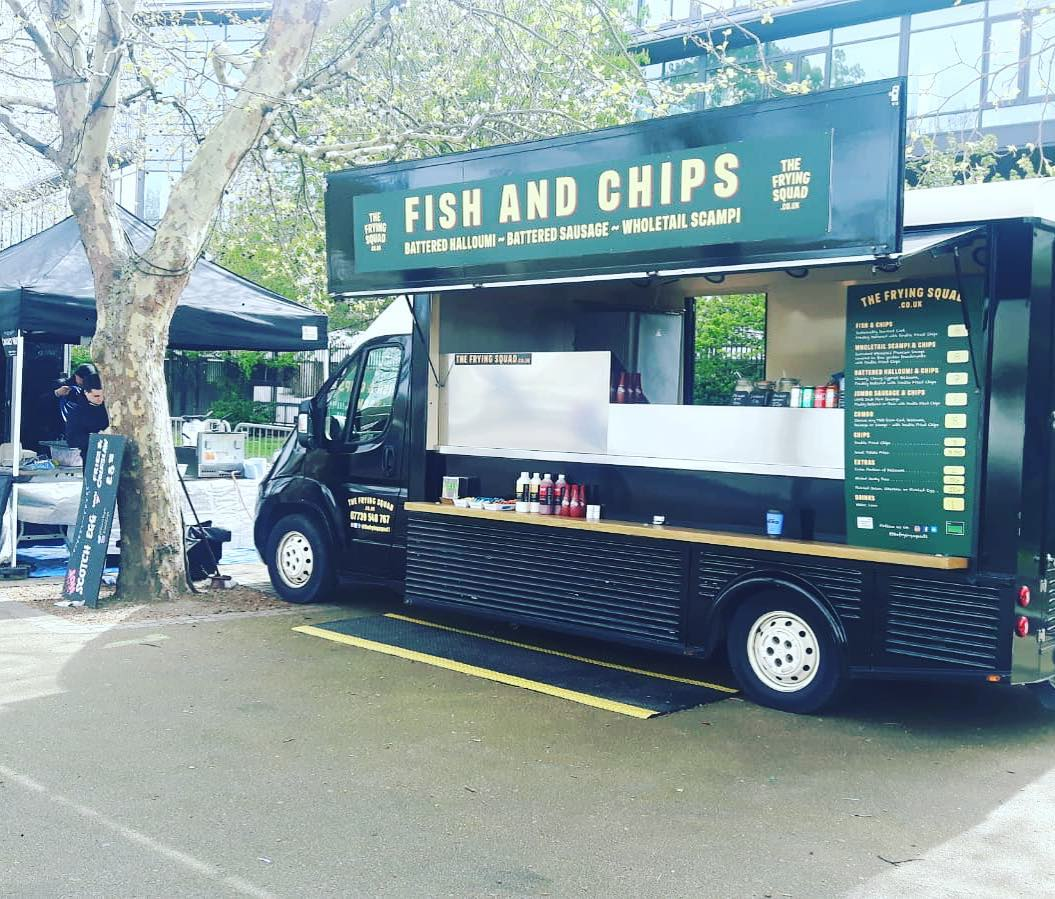 You can get a free chippy at Piccadilly Gardens next week, The Manc