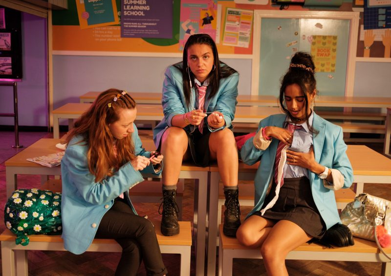A new female-led comedy about growing up in Manchester is coming to BBC Three this autumn, The Manc