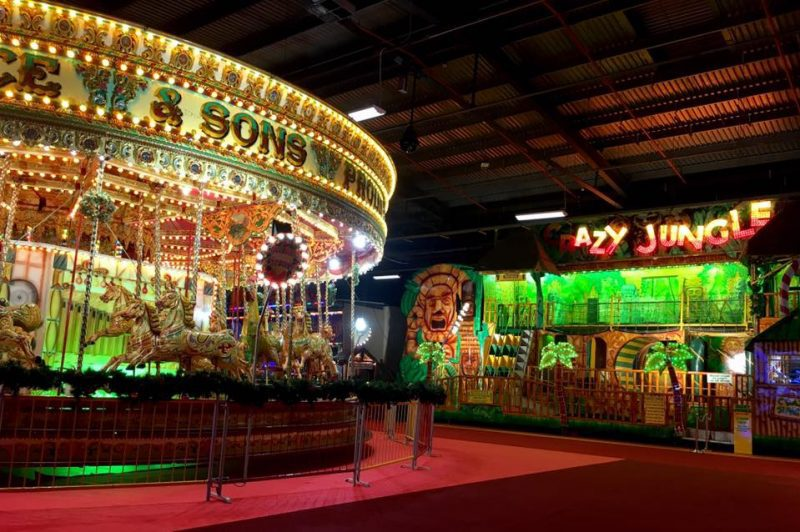 The UK's largest indoor Christmas theme park returns to Manchester after 4-year break, The Manc