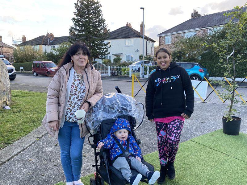 Chorlton residents reclaim their streets by closing them to car traffic, The Manc