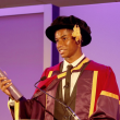 Marcus Rashford presented with honorary doctorate from University of Manchester, The Manc