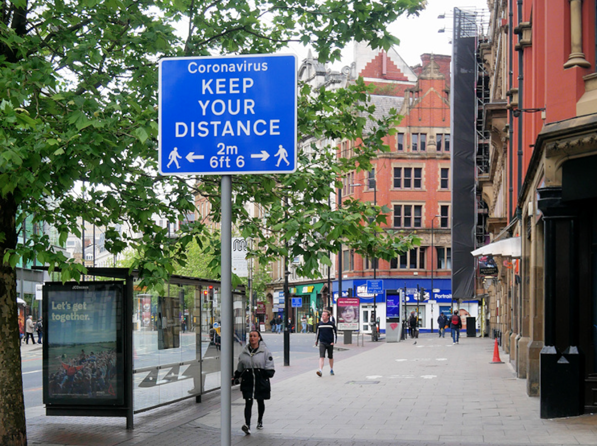 Up to 25 temporarily-closed streets in Manchester city centre could soon reopen, The Manc