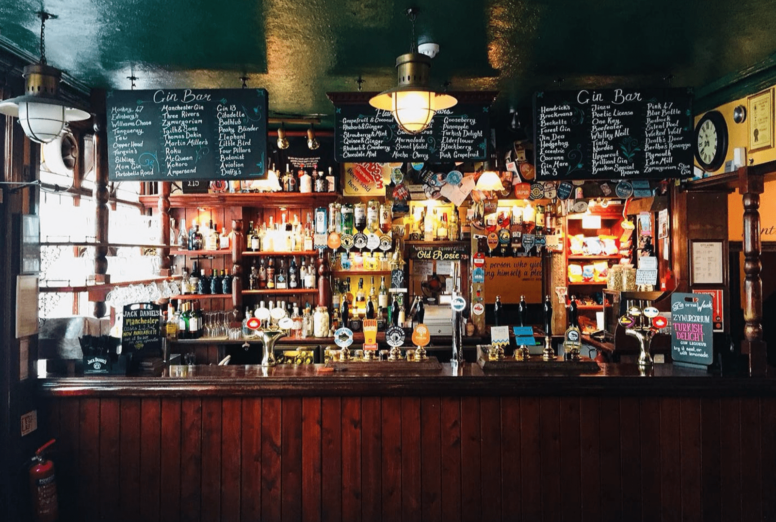 12 cosy pubs in Manchester to hide away on a winter's day, The Manc