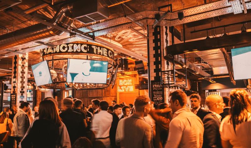 Award-winning sports bar BOX to finally open in Manchester next month, The Manc