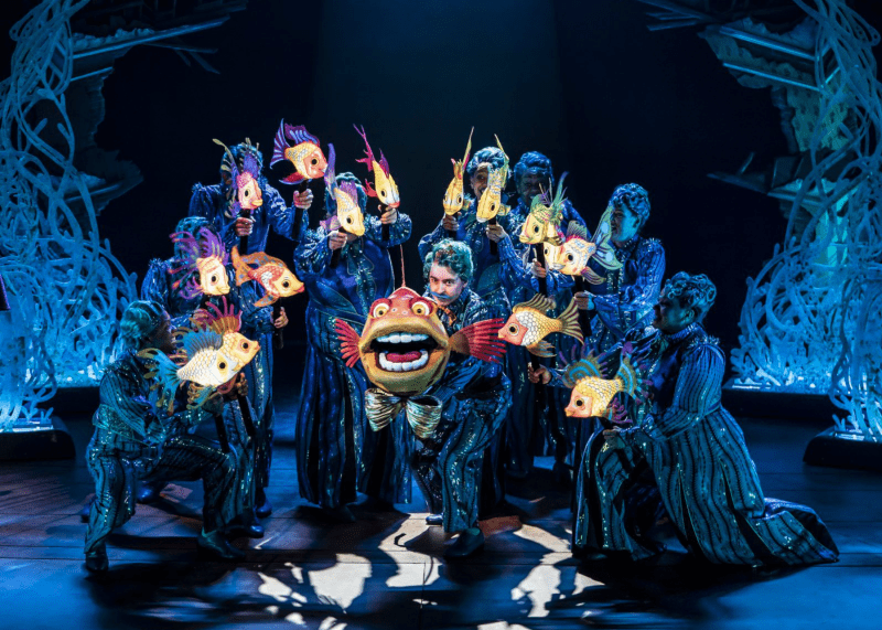 Review: Disney's Bedknobs and Broomsticks casts a spell at Manchester world premiere, The Manc