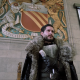 Manchester City Council recruit Jon Snow 'lookalike' to help promote jabs drive this winter, The Manc