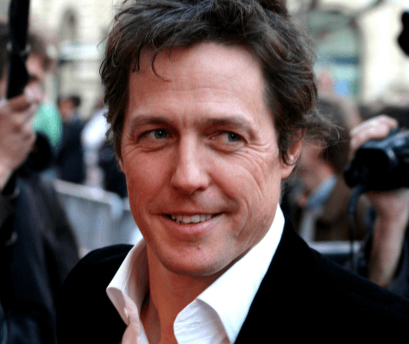 Hugh Grant donates £10,000 to Burnley plumber who helps the elderly for free, The Manc