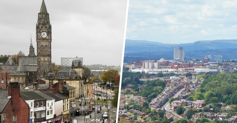 Travel YouTuber names Oldham and Rochdale in top 10 'worst towns' in the UK – and locals aren't happy, The Manc