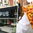 Nell's is bringing its famous 22″ pizza slices to KAMPUS next month, The Manc