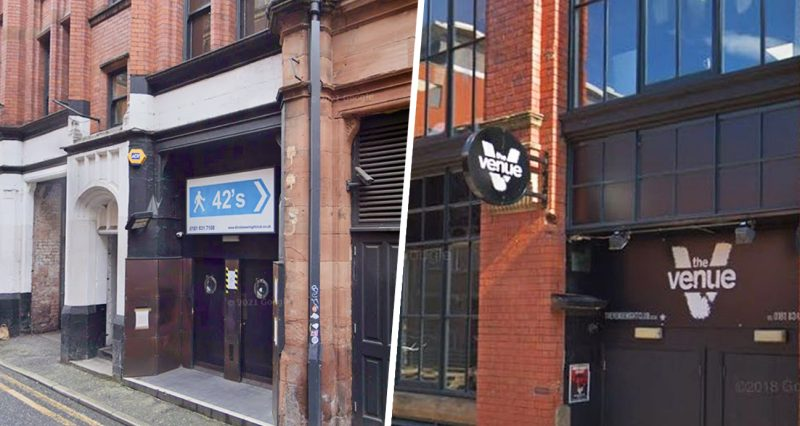 Two popular Manchester nightclubs to back students' drink spiking protests by closing on Wednesday, The Manc