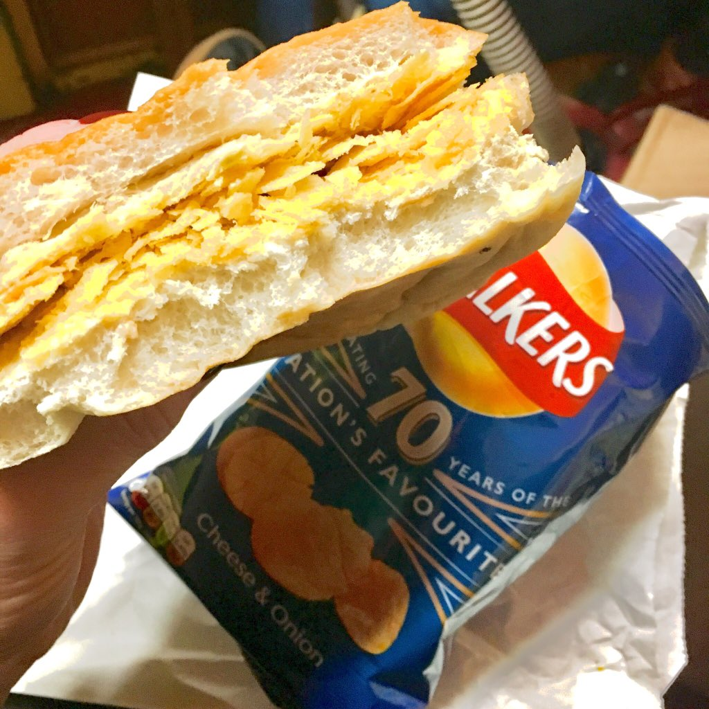 Americans call out 'weird' British sandwich fillings – but they like Wigan's pie barm, The Manc